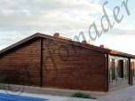 Casas de madera Nave
